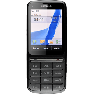 Nokia C3-01 - Download and use application from Ovi Store