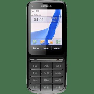 Nokia C3-01 - Basic use | Vodafone Australia