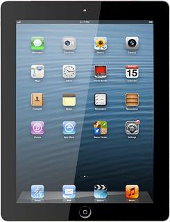 Apple iPad (4th generation) (iOS6)