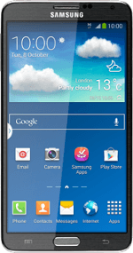 Samsung Galaxy Note 3 - Select network mode | Vodafone Australia