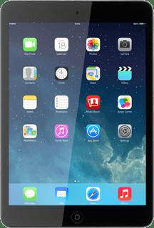 Apple iPad mini (iOS7)