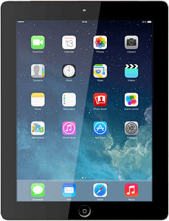 Apple iPad (3rd generation) iOS 7