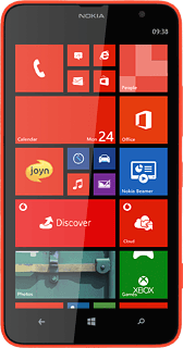 Nokia Lumia 1320 - Install and use apps from Windows Phone