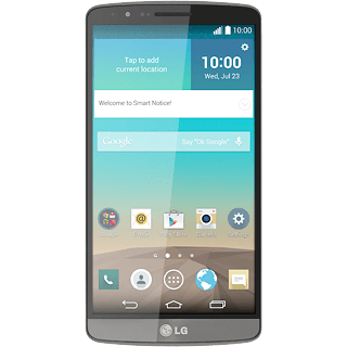 LG G3 - Turn your own caller identification on or off | Vodafone