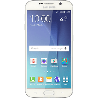 Samsung Galaxy S6 - Set date and time | Vodafone Australia