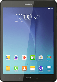 Samsung Galaxy Tab A - Restart your tablet | Vodafone Australia