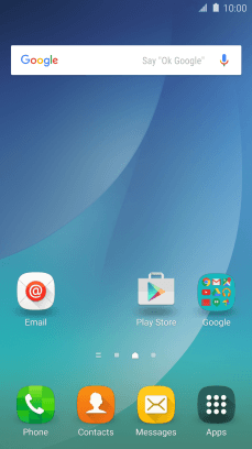 Samsung Galaxy Note 5 - Select network mode | Vodafone Australia