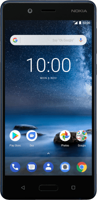 Nokia 8 - Troubleshooting - I can't start my phone | Vodafone Australia