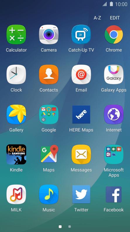 Samsung Galaxy Note 5 - Use music player | Vodafone Australia