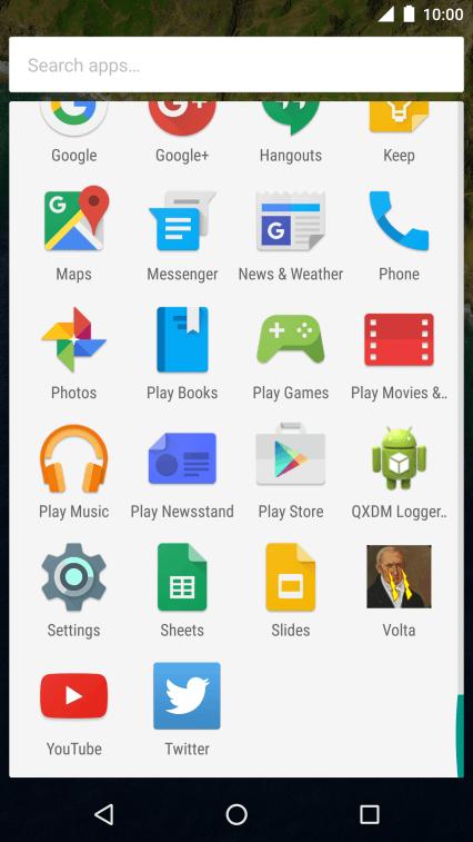 Huawei Nexus 6P - Use music player   Vodafone Australia