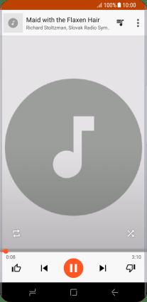 Samsung Galaxy S8 - Use music player | Vodafone Australia