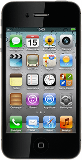 Apple iPhone 4S iOS 5