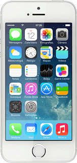 Apple iPhone 5s iOS 7