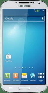 Samsung Galaxy S4 Probleemoplossing Een Ander Bluetooth