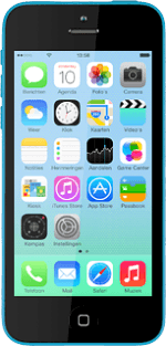 Apple iPhone 5c (iOS7)