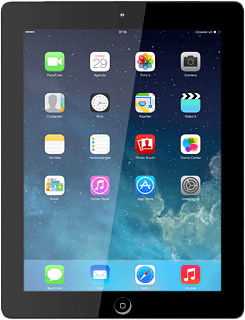 Apple iPad 3 (iOS7)