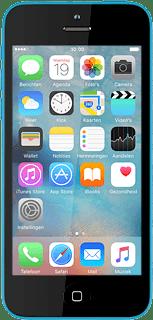Apple iPhone 5c (iOS9)