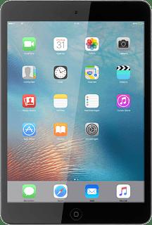 Apple iPad mini (iOS9)