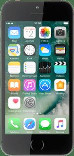 Apple iPhone 5s (iOS10)