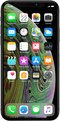 Apple iPhone Xs - Troubleshooting - I can't send and receive