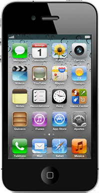 Apple iPhone 4 con iOS 5