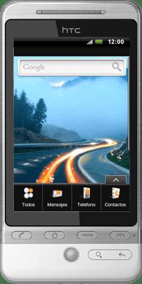 HTC A6262 Hero