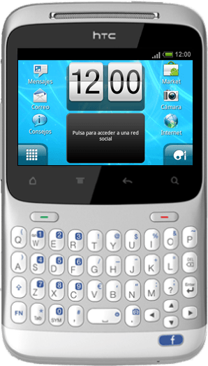 HTC A810e ChaCha