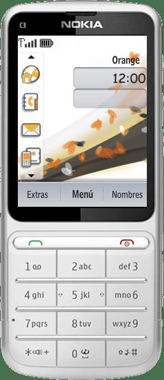Nokia C3-01