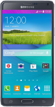 Samsung N910F Galaxy Note 4