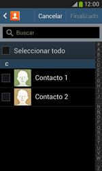 Samsung S7580 Galaxy Trend Plus - copiar contactos de la SIM