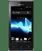 Sony ST26i Xperia J